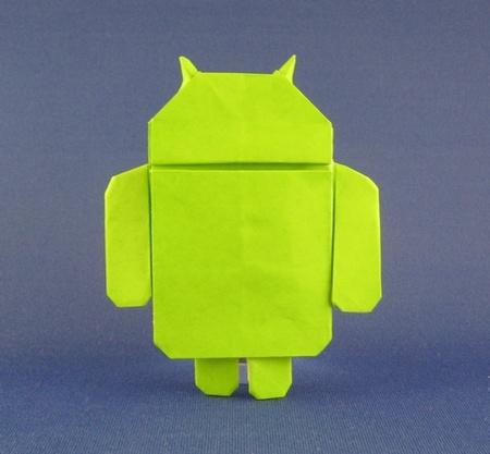 Схемы оригами на андроид