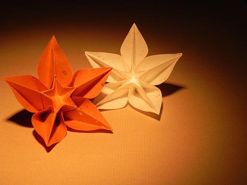 Оригами Карамбола