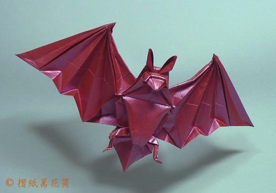 Эта модель летучей мыши