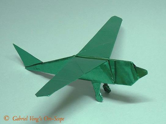 коллекцию оригами авиации!