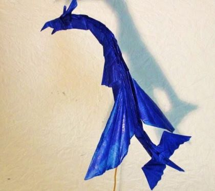 Подробнее... Оригами схема