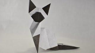 Как сделать из оригами здания