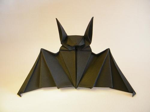 Подробнее... Оригами ведьма