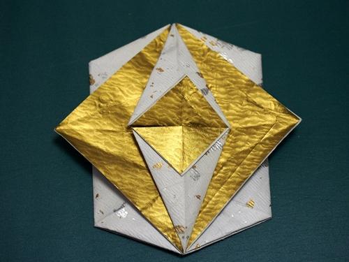 Оригами шкатулка. Как сложить оригами шкатулку?