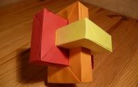 Оригами геометрические фигуры.