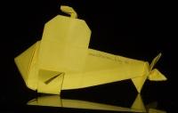 оригами подводная лодка 1 класс
